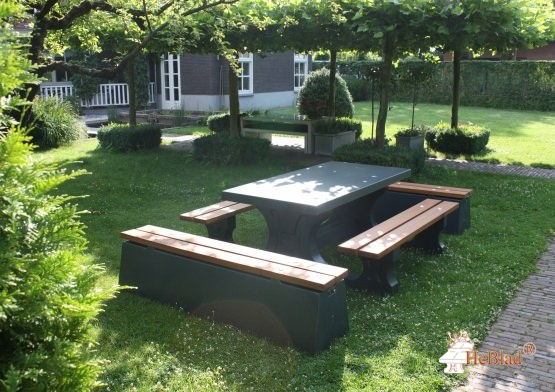 Concrete Picnic table DeLuxe Anthracite