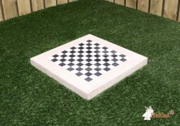 Checkers Tile Natural Concrete