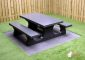 Concrete Picnic table Standard Anthracite