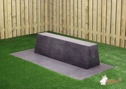 Bench Standard Anthracite-Concrete